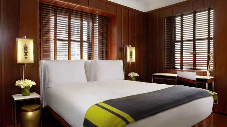 Discount rates available at Hudson Hotel